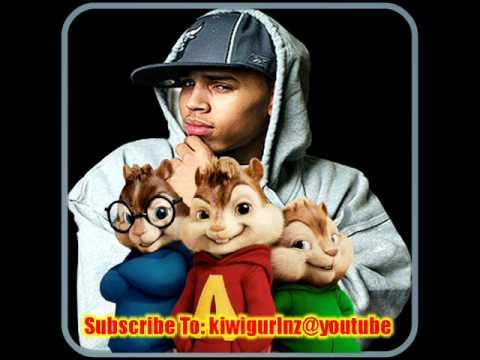 Turn Up The Music - Chris Brown - Chipmunk'D (видео)
