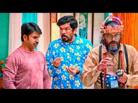 Jamba lakidi Pamba Movie Best Comedy scene In Hindi | Hilarious Comedy By Srinivasa Reddy