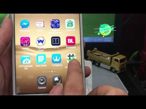 Cara root oppo F1S A1601