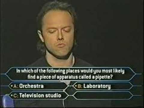 **lars - Lars Ulrich from Metallica on