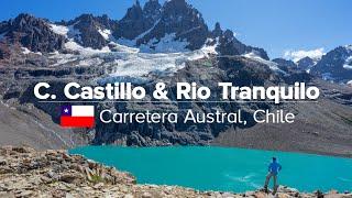 Cerro Castillo & Marble Caves of Rio Tranquilo, Carretera Austral Chile (Patagonia Expedition #03)