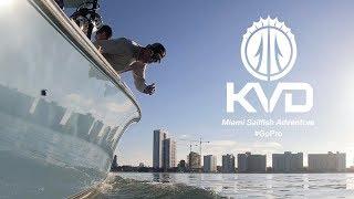 KVD - Offshore Sailfish Adventure - Miami