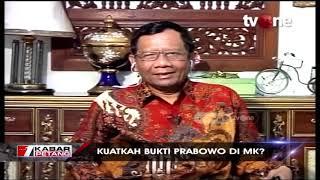 Video Ini Tanggapan Prof. Mahfud MD Soal Bukti Prabowo di MK (17/6/2019) MP3, 3GP, MP4, WEBM, AVI, FLV Juni 2019