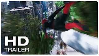 SPIDER MAN FAR FROM HOME Final Trailer (NEW 2019) Superhero Movie HD