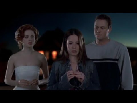 Charmed 5x13 | Piper Restores The Manor After Turning It Invisible