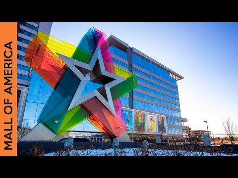 Shopping Vlog: 3 Days in Mall of America (MOA) in Minneapolis