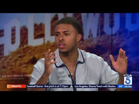 Diggy Simmons on his New Music & Growing up as Rev Run's Son