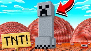 Video HOW MUCH TNT DOES IT TAKE TO BLOW UP A CREEPER? MP3, 3GP, MP4, WEBM, AVI, FLV Januari 2019