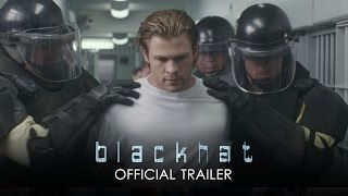 Blackhat   Official Trailer 2  Hd