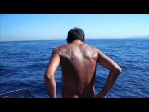 Pedro aos Pargos no Barco Micas.wmv