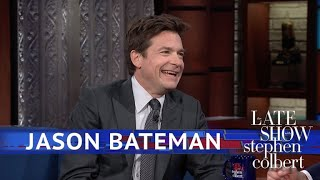 Video Jason Bateman Shook Trump's Hand From Across The Country MP3, 3GP, MP4, WEBM, AVI, FLV Mei 2018
