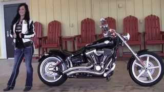 7. Used 2009 Harley Davidson FXCWC Rocker C Motorcycles for sale