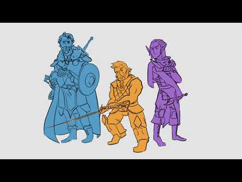 Act 2 Episode 1   Dungeons and Dragons