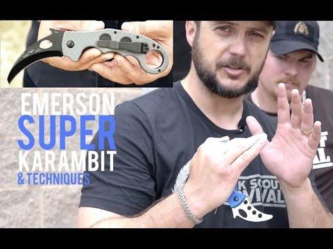 Emerson Super Karambit - Combatives