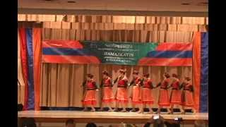 The 2nd gathering of Hamazkayin Armenian Educational and Cultural Society