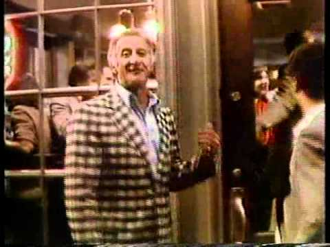 Bob Uecker 1982 Miller Lite Beer Commercial