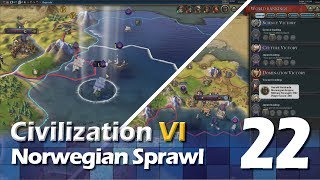 Support me on Patreon: http://www.Patreon.com/SentinalhMCHow can I get stuff done with so many units demanding ordersThe high seas are our territory and all other civilizations shall feel the might of our navy. We will settle every island we find and spread far and wide as Norway. In this episode, with the war over, we upgrade our Quadremes to Frigates. I try and get things done but there are so many units to give orders to. I think this is the least number of turns passed in an episode. At least we have the strongest military in the world right now.Donate via PayPal: https://youtube.streamlabs.com/sentinalhmcGet it on Steam: http://store.steampowered.com/app/289070/Join our Discord: https://discord.gg/8PK6EwdFollow me on Twitter: https://twitter.com/SentinalhMCThanks to my Patrons:Kevin, Jason, Denys Willliams, Waterlubber, djDragon7K, Fluffy CloudMusic:Latin Industries - Kevin MacLeod (incompetech.com) Cognitive Dissonance - Kevin MacLeod (incompetech.com)Licensed under Creative Commons: By Attribution 3.0http://creativecommons.org/licenses/by/3.0/