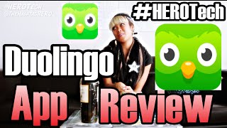 #HEROTech weekly App Review. Here's how to use the Duolingo app to support learning a new language! The world is HUGE, and we now have technology as a resource to help us further communication. I love to travel and relate to people of various backgrounds. Duolingo helps to teach you the basics of languages in a fun, easy and free way.ANYONE can learn languages, it comes down to habitual practice. Here's a link to my blog post on GOOD HABIT BUILDING:http://www.thehashtaghero.com/heroicphilosophies/goodhabitbuildingAre you great at learning languages? Share your secrets in the comments! We all want to get better :)++++If you have a bombastic idea for next weeks app review, comment below or tweet me @TheHashtagHERO.Download Duolingo for iOS: https://itunes.apple.com/en/app/duolingo-learn-languages-for/id570060128?mt=8Download Duolingo for Android: https://play.google.com/store/apps/details?id=com.duolingo&hl=enWebsite: https://www.duolingo.com/up, Up and AWAY!Super Ivi, The Hashtag HEROThank you to our sponsors!!MessQueen New York: http://messqueen.com/Follow The Adventures @TheHashtagHEROhttps://www.Facebook.com/TheHashtagHEROhttps://Twitter.com/TheHashtagHEROhttps://Instagram.com/TheHashtagHEROSubscribe our kickass mailing list to receive updates on Events, Hangouts, News and all things super!http://www.TheHashtagHERO.com/events