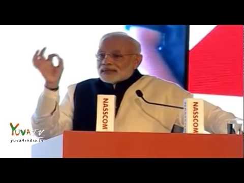 PM Shri Narendra Modi's speech at the inauguration of 25th anniversary of NASSCOM