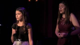 """Superboy and the Invisible Girl"" at Feinstein's 54 Below"