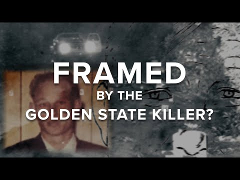 Framed by the Golden State Killer? | Watch Full Series with Investigative Reporter Lilia Luciano