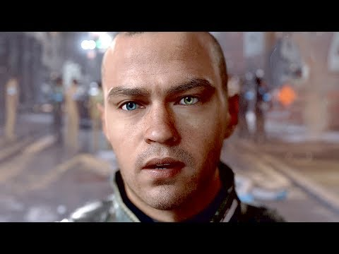 Detroit: Become Human — Восстание андройдов! E3 2017 (4K)
