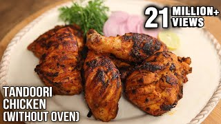 Learn how to make Tandoori Chicken mouth watering chicken recipe by chef Varun Inamdar This is a authentic Tandoori Chicken...