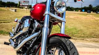 4. 2012 Harley Davidson FXDB Dyna Street Bob
