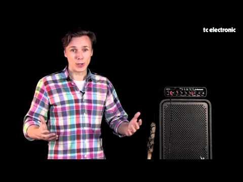 TC Electronic RH750 Bassverstärker - Kurzübersicht (Deutsch)