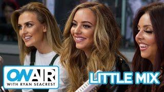 "Video Little Mix ""Black Magic"" (Acoustic) | On Air with Ryan Seacrest MP3, 3GP, MP4, WEBM, AVI, FLV Juli 2018"