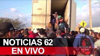 Crisis migratoria en Estados Unidos. – Noticias 62. - Thumbnail