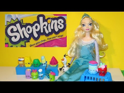 edition - Pixar Cars and Thomas and Friends fan presents Shopkins Frozen Special Edition with Queen Elsa and Olaf . This is our first Shopkins video, so we thought since they were from the Frozen Section,...