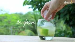 Recette de cocktail caipirinha