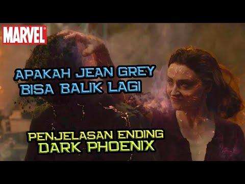 Penjelasan Ending Dark Phoenix | Apakah Jean Grey Bisa Balik Lagi ?