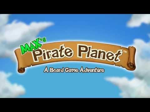 Video of Max's Pirate Planet