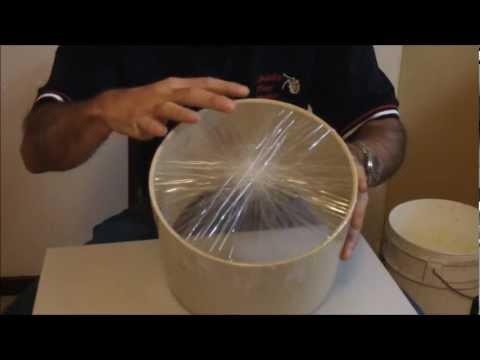 Как сделать коррекцию гелевых ногтей в домашних условиях видео