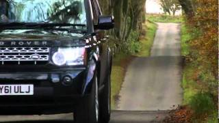 ► 2012 Land Rover Discovery 4 - Driving Scenes
