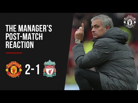 "Jose Mourinho: ""Perfect Result"" 