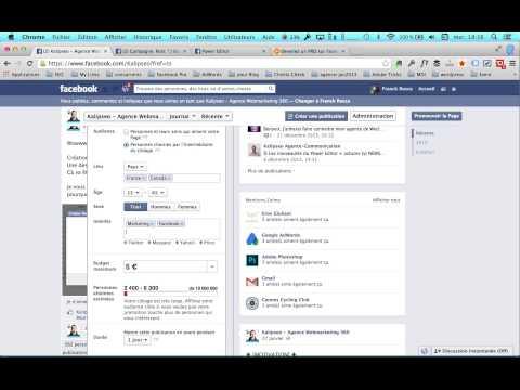 comment retrouver publication facebook