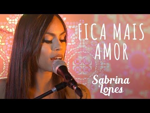Poesias de amor - Sabrina Lopes - Fica Mais, Amor - Som, Flores e Poesia