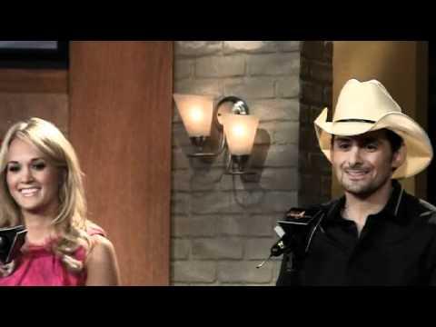 Carrie Underwood  Brad Paisley to Host CMA Awards 2010