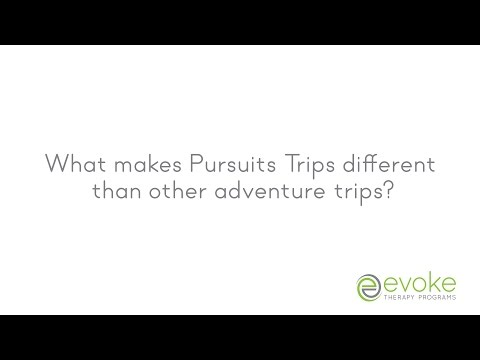 What makes Pursuits trips different?  Thumbnail