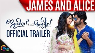 James And Alice Official Trailer