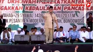 Download Video Pidato Prabowo Subianto yang Menjadi Kontroversi MP3 3GP MP4