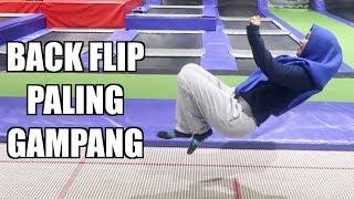 Video Back Flip Salto Paling Gampang + Ada Yang Kesurupan?? MP3, 3GP, MP4, WEBM, AVI, FLV Desember 2018