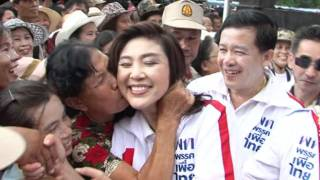 Thailand Gears Up For Divisive Election