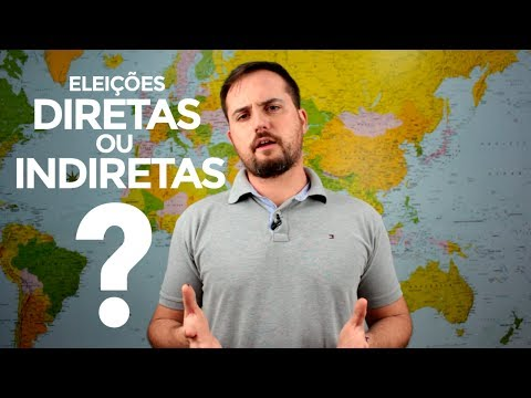 DIRETAS OU INDIRETAS? ENTENDA  Fábio Ostermann