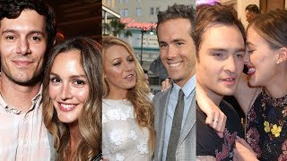 Video Gossip Girl ... and their real life partners MP3, 3GP, MP4, WEBM, AVI, FLV Juni 2019