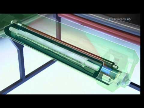 come funziona HD   stampante laser