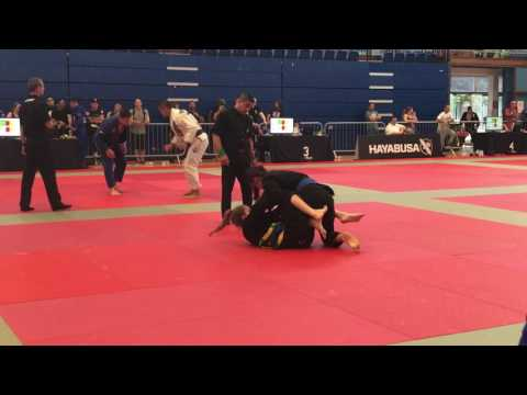 Jennifer Killeen vs Sarah Greenwood 2017 IBJJF British Open - 24/06/2017